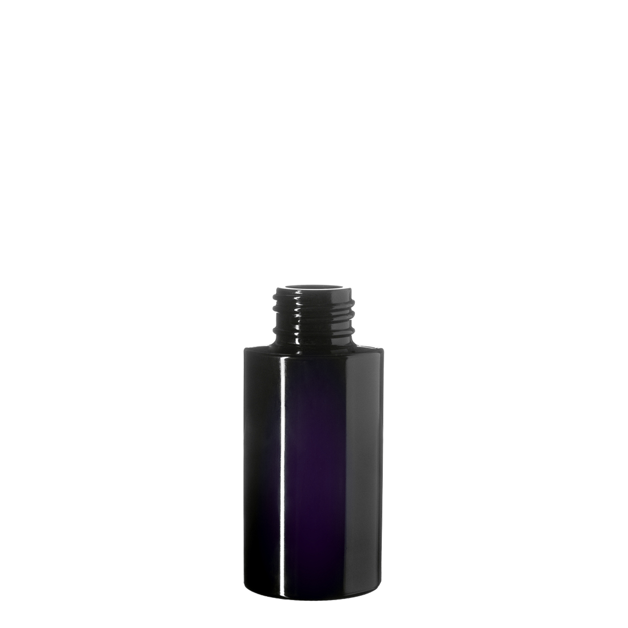 Cosmetic bottle Virgo 50 ml, Miron, 24/410 thread