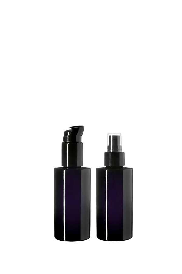 Cosmetic bottle Virgo 100 ml, 24/410, Miron