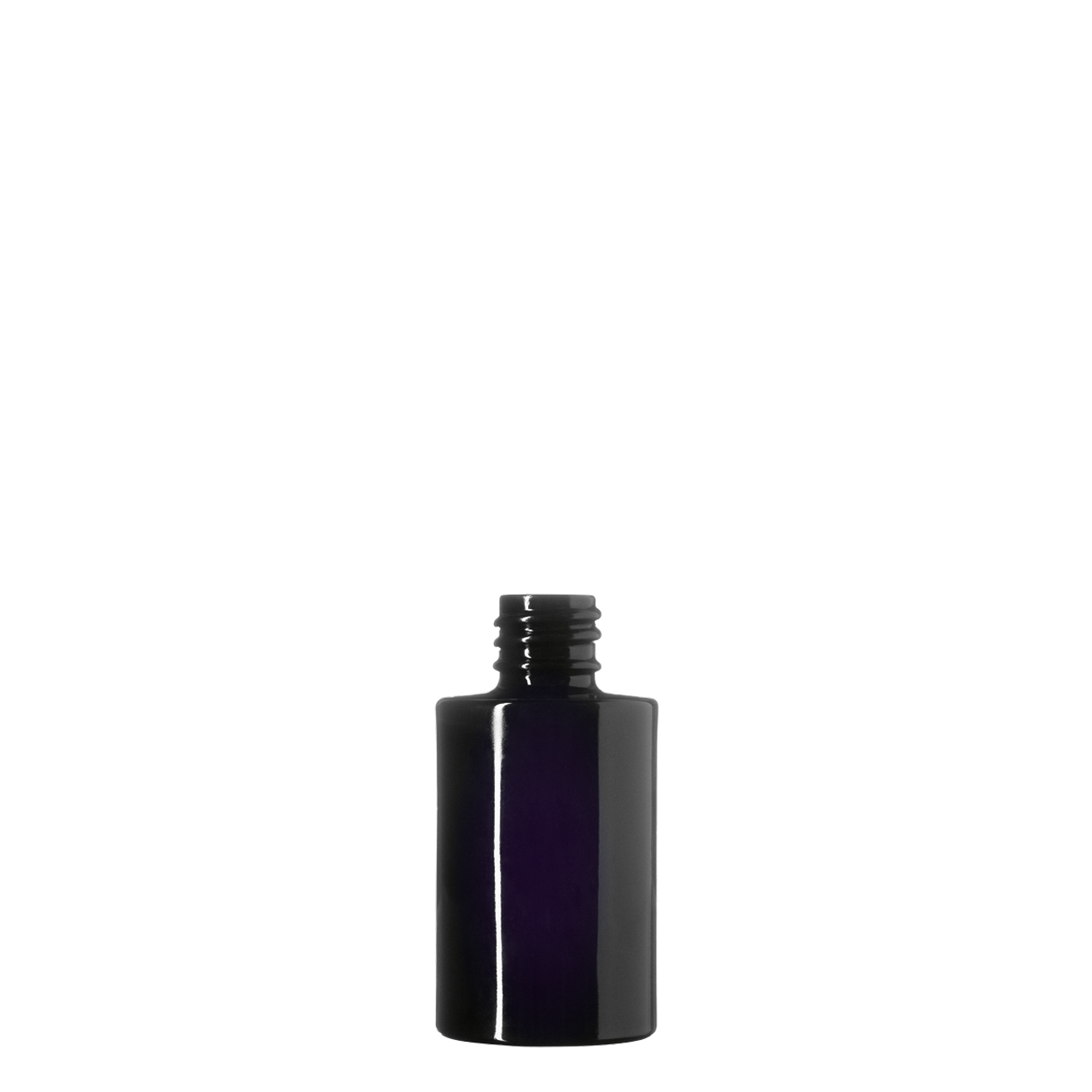Cosmetic bottle Virgo 30 ml, Miron, 18/415 thread