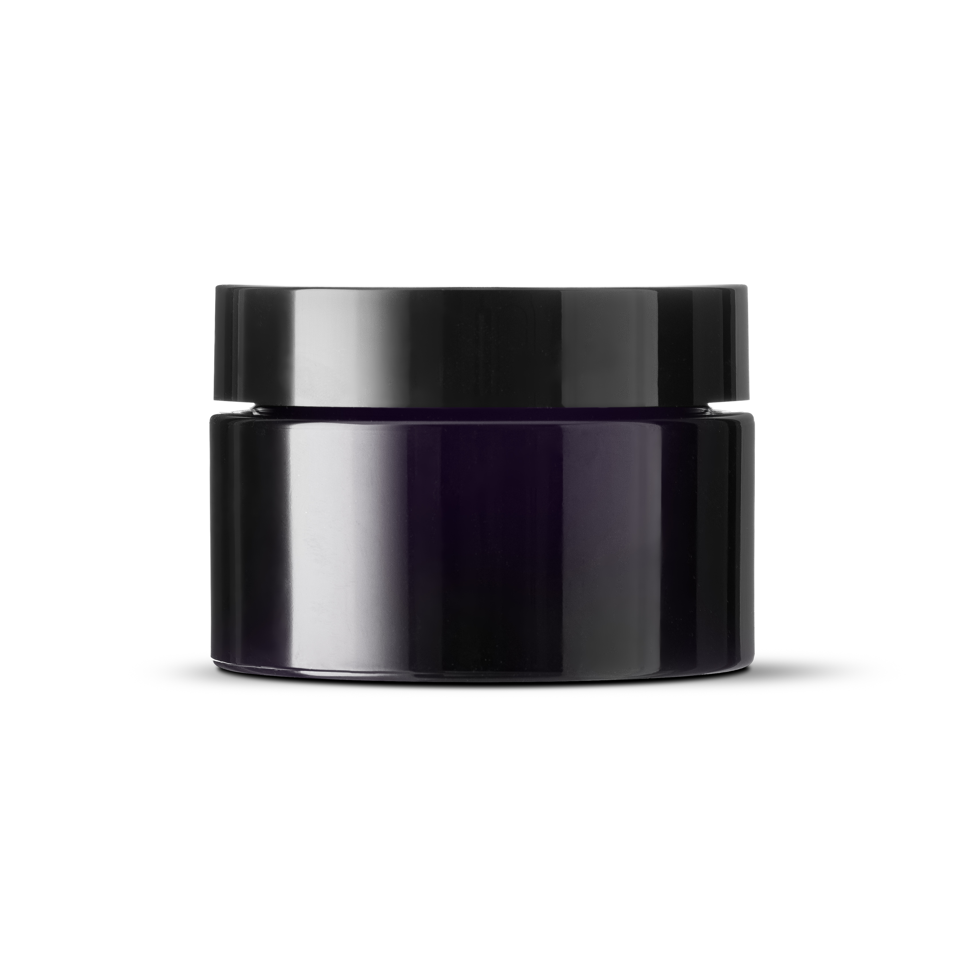 Cosmetic jar Eris 240 ml, 86 special thread, fit for child-resistant lid, Miron