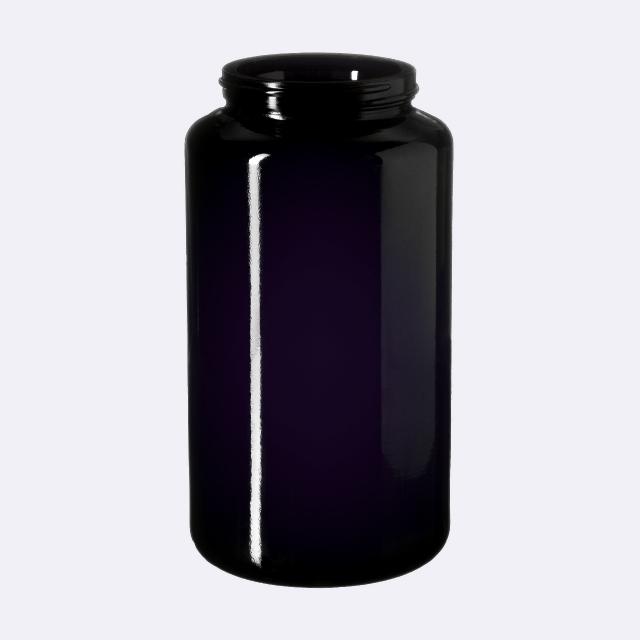 Vitamin jar Carina 500 ml, Miron, 60 mm special thread
