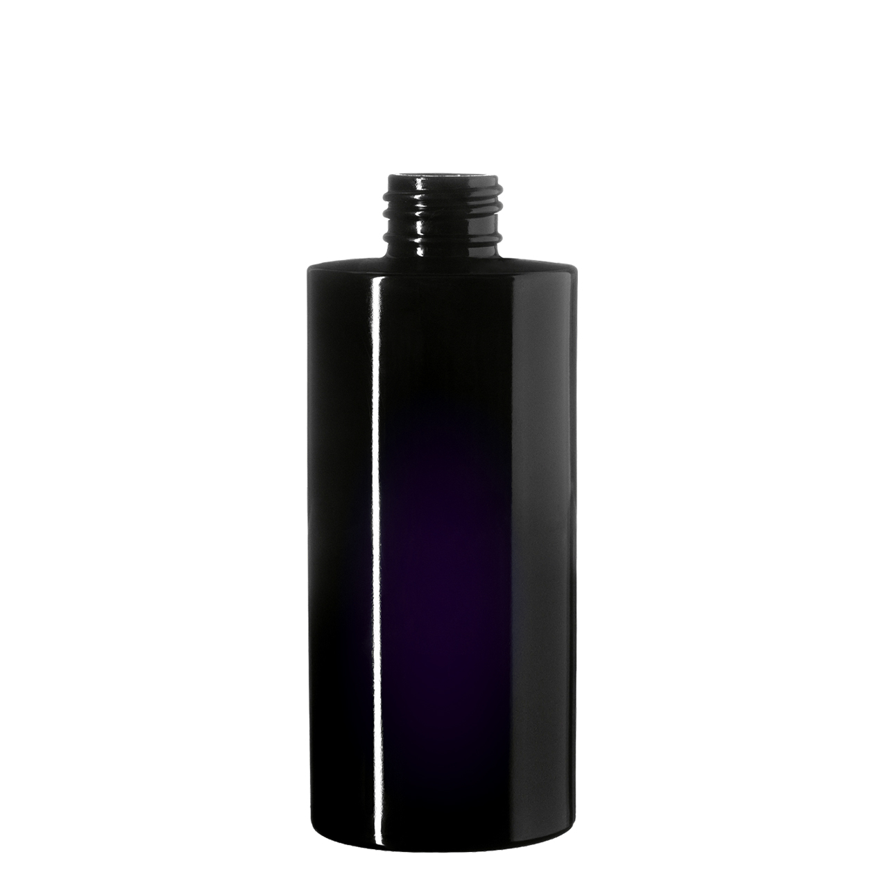 Cosmetic bottle Virgo 200 ml, Miron, 24/410 thread
