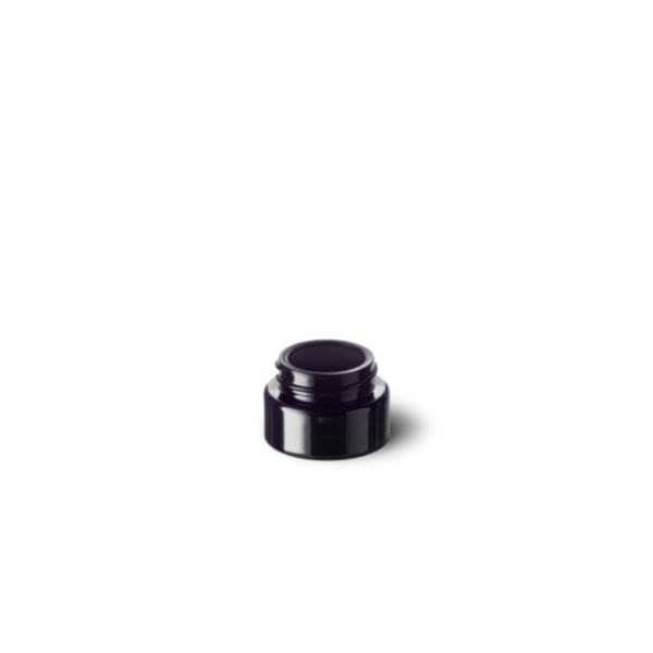 Cosmetic jar Eris 15 ml, 35 special thread, fit for child-resistant lid, Miron