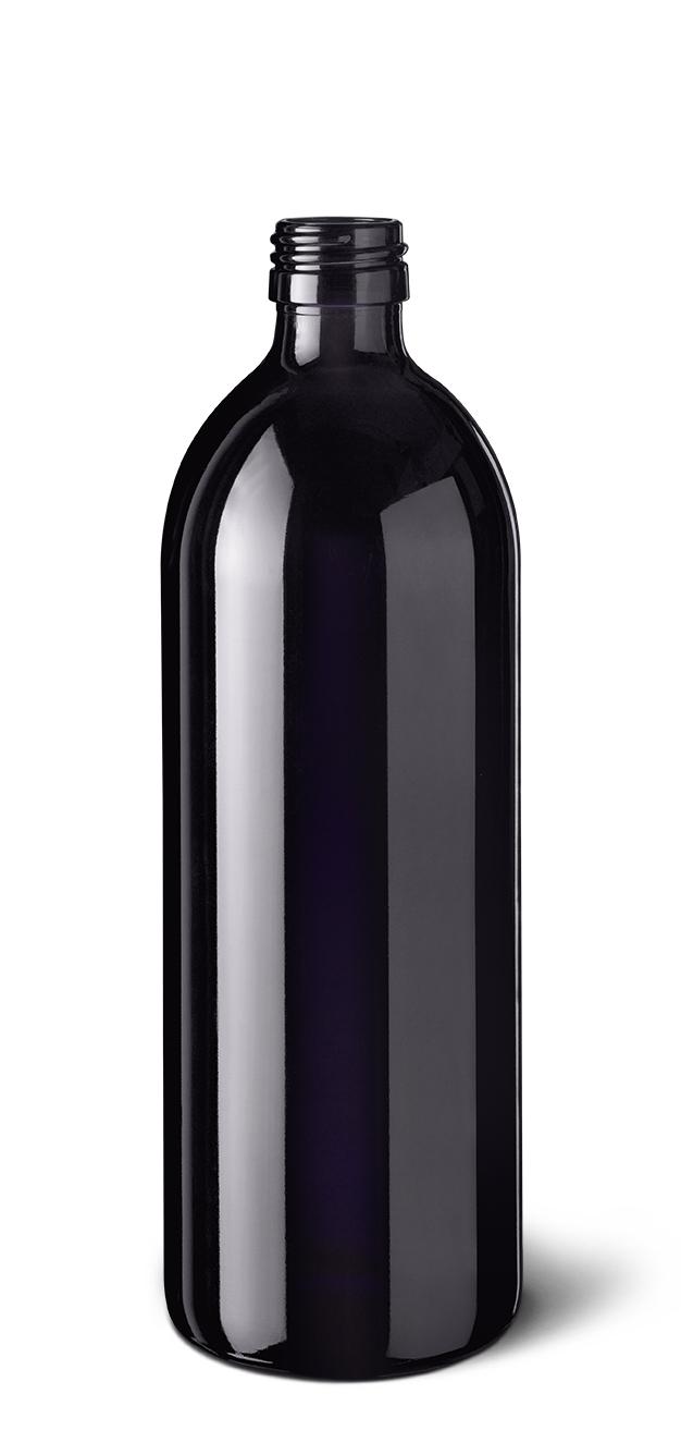 Wasserflaschen Aquarius 500 ml, PP28 STD (FL-WA-500-PP28)
