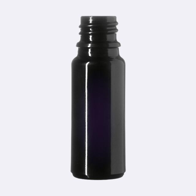 Dropper bottle Orion 10 ml, Miron, DIN18 thread (height: 70 mm)
