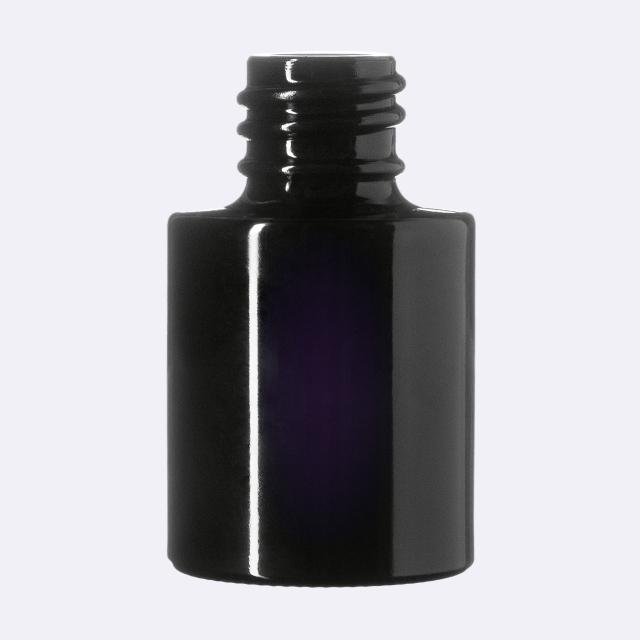 Cosmetic bottle Virgo 15 ml, Miron, 18/415 thread