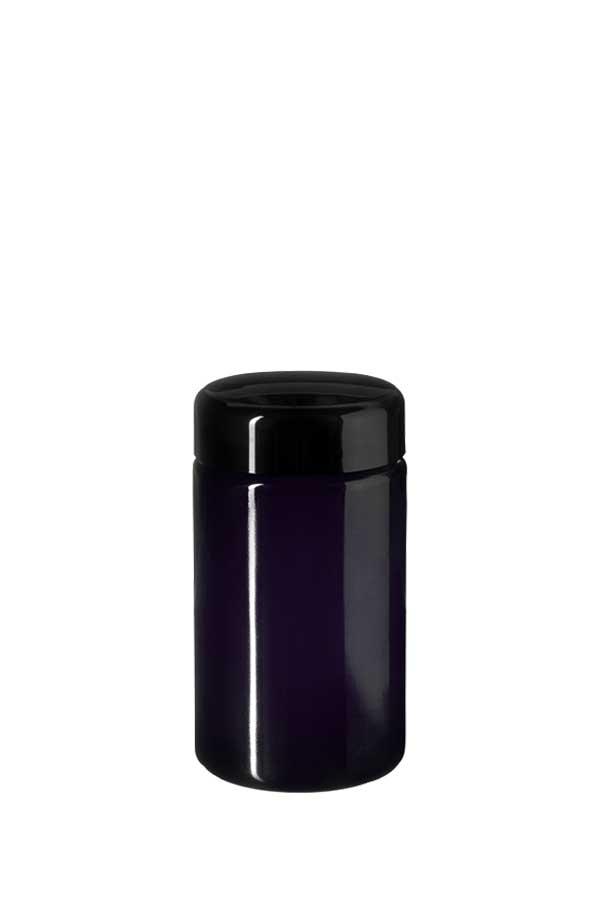 Wide neck jar Saturn 150 ml, 53/400, Miron