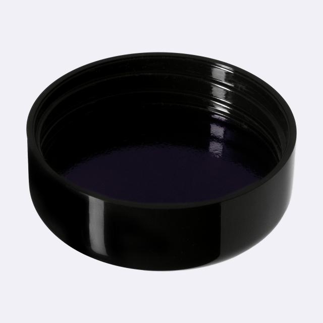 Deckel für Saturn 50/100 ml, 45/400, Schwarz