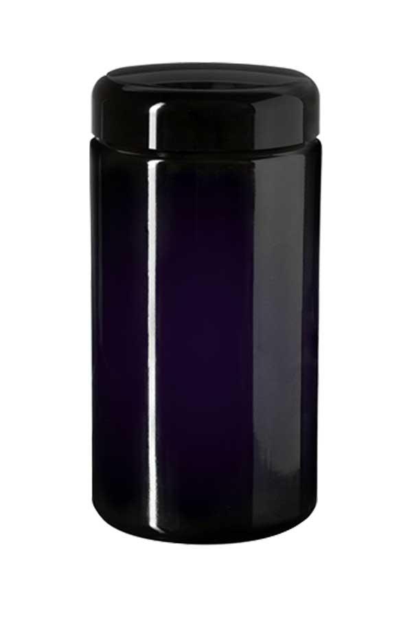 Wide neck jar Saturn 500 ml, 75/400, Miron