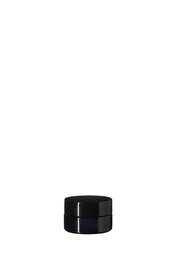 Cosmetic jar Sirius 15 ml, 39 special thread, Miron