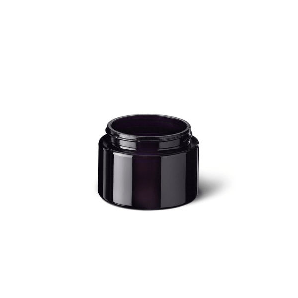 Cosmetic jar Eris 120 ml, 64 special thread, fit for child-resistant lid, Miron